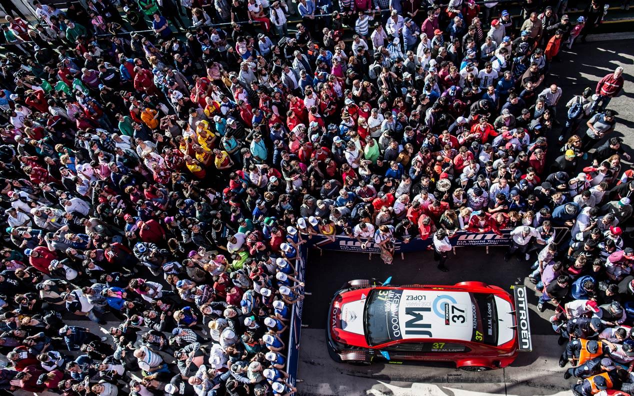 De carreras: Mundial de Turismos y de Rallycross (8 de agosto)
