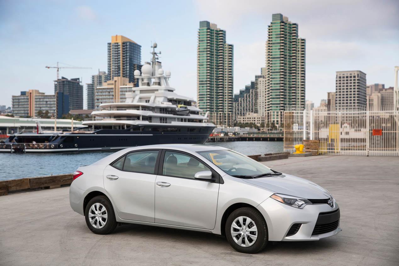 Los automóviles más vendidos en 2016