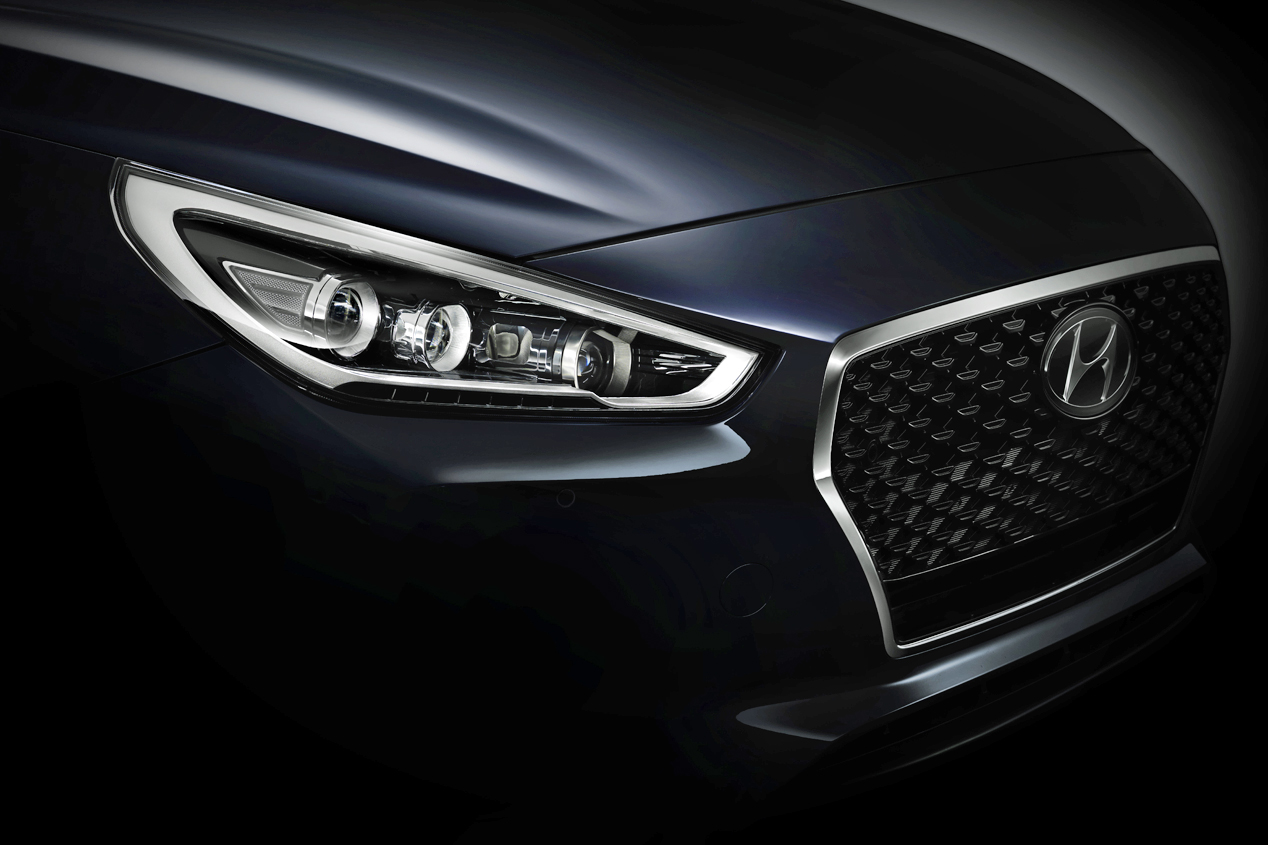 Hyundai presenta el teaser de la nueva generación i30