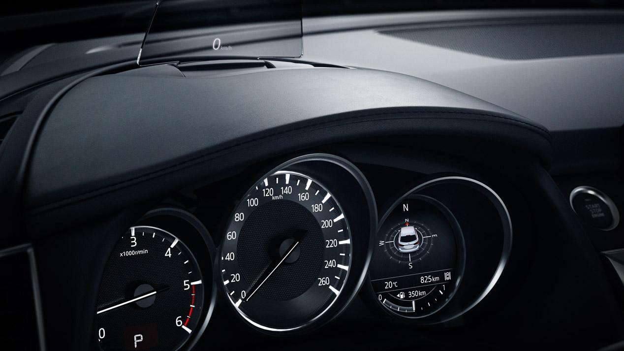 El nuevo Mazda 6, en Europa en otoño con el sistema G-Vectoring