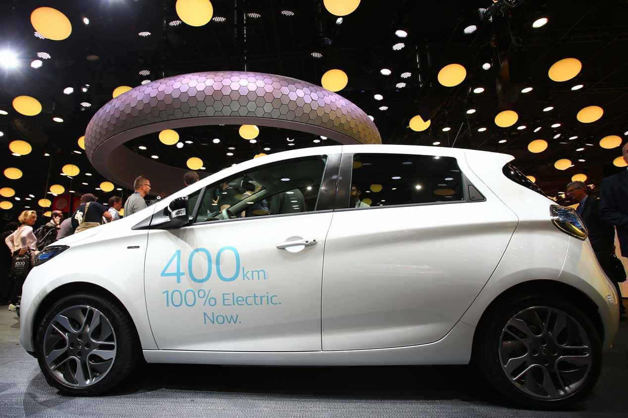 Salón de París 2016: los mejores coches, en imágenes