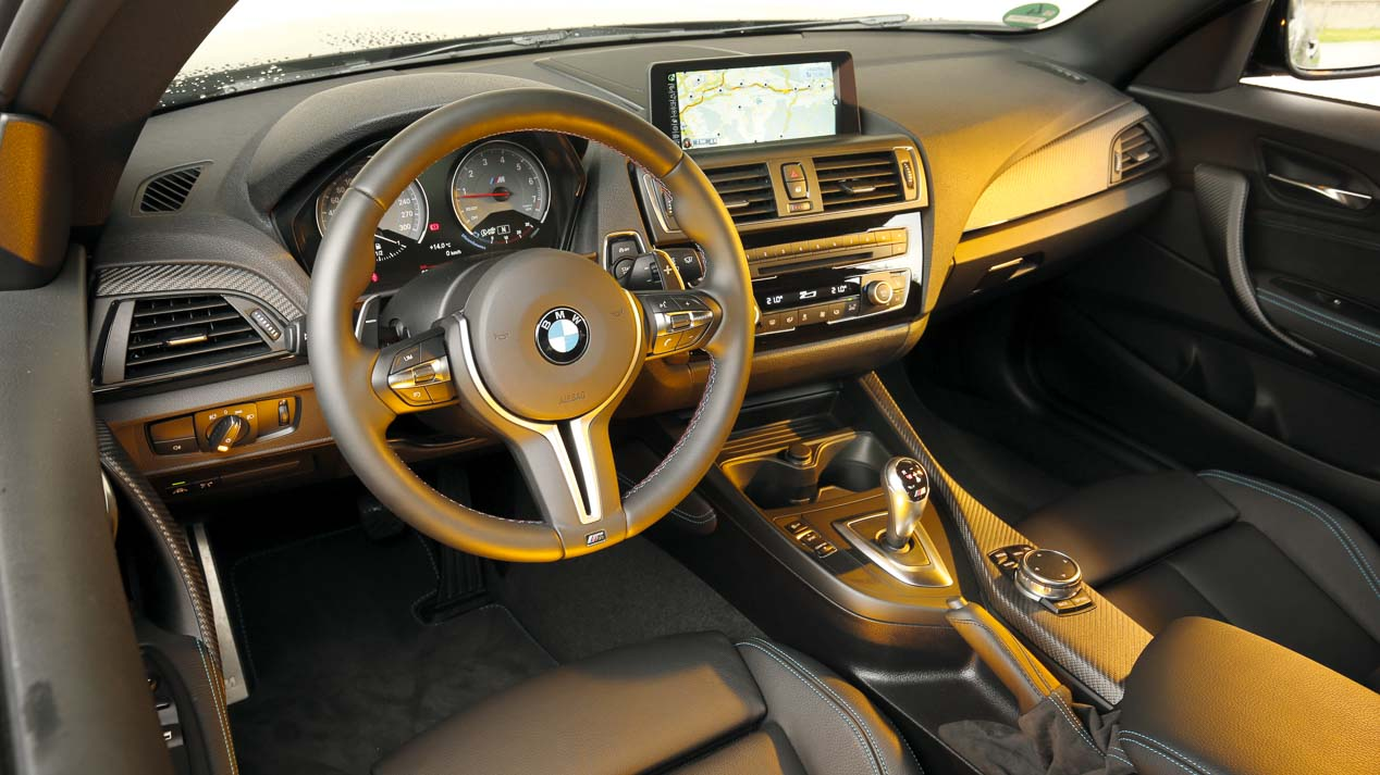 Comparativa: BMW M2, Ford Focus RS y Mercedes AMG A45