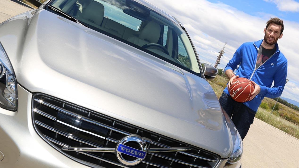 Hablamos de coches con Rudy Fernández