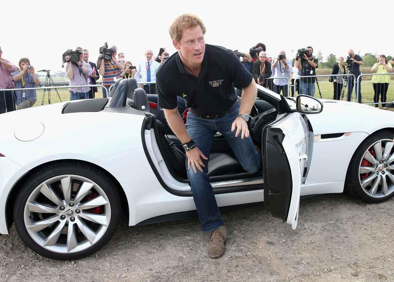 ¿Qué coches conducen los famosos?