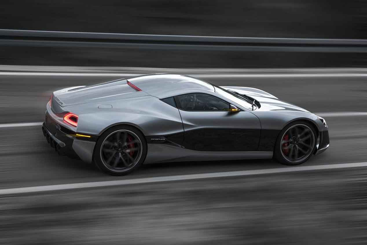 Rimac Concept One vs. Ferrari LaFerrari: David contra Goliat