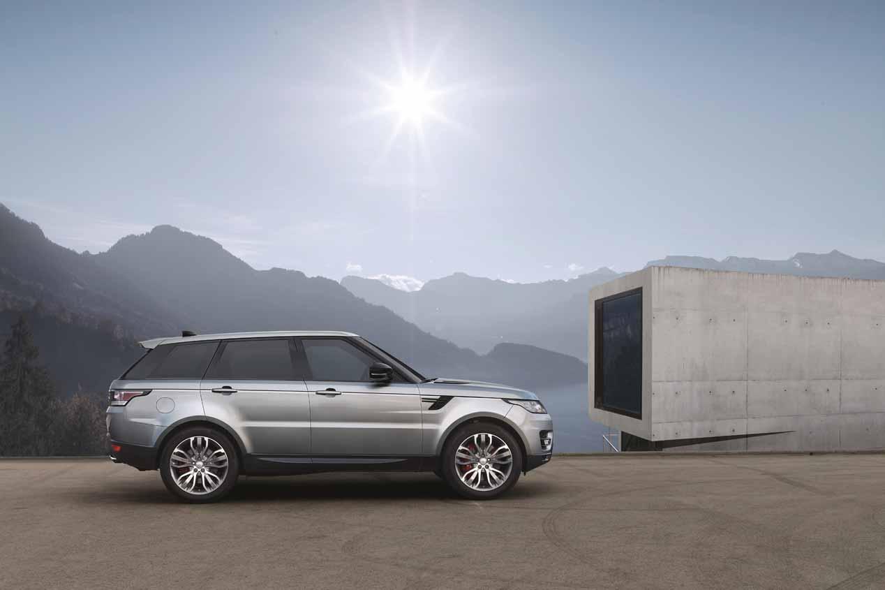 Range Rover Sport 2017, sus mejores imágenes