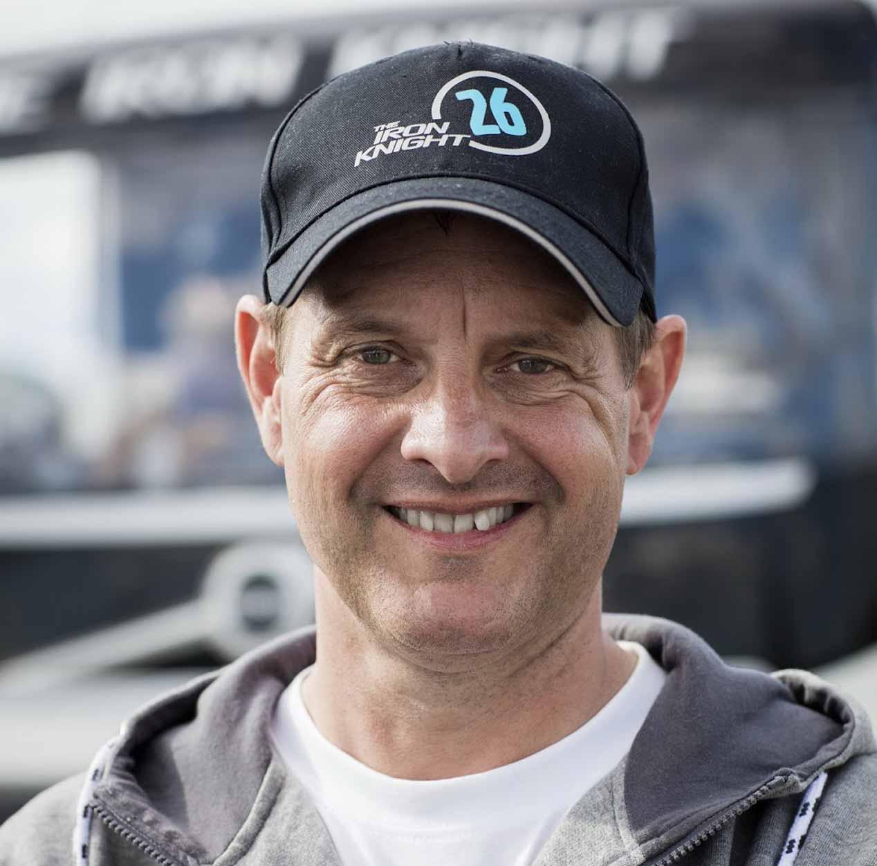 Volvo The Iron Knight: fotos del camíón más veloz del mundo