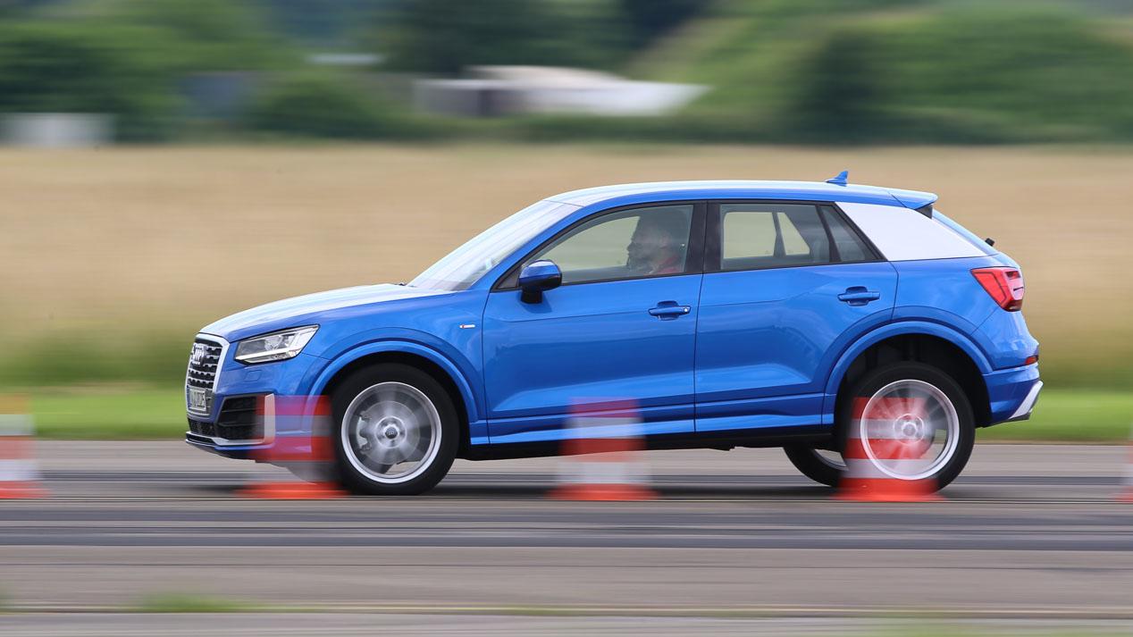 Prueba: Audi Q2 2.0 TDI Quattro