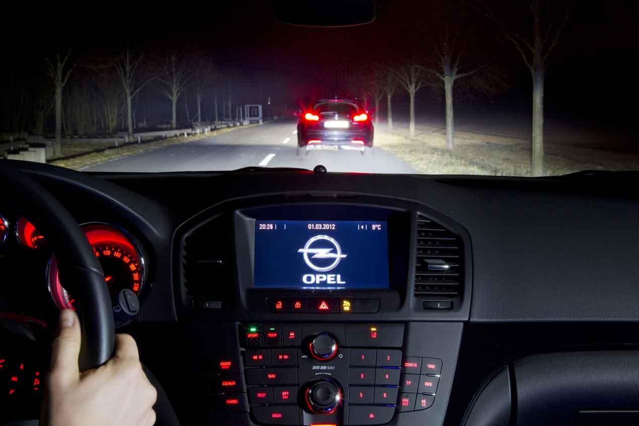 Así será el nuevo Opel Insignia 2017