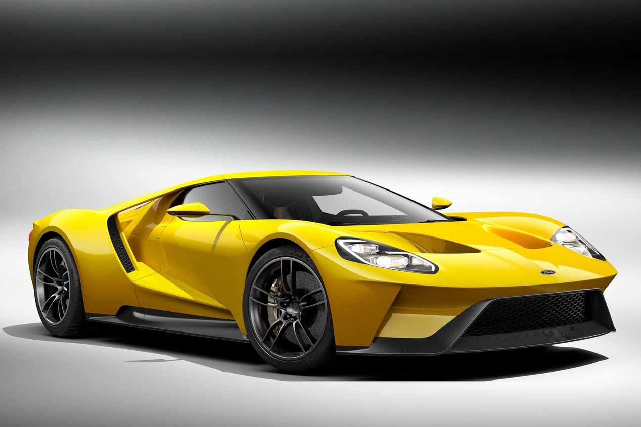 El Ford GT alargará su producción de dos a cuatro años