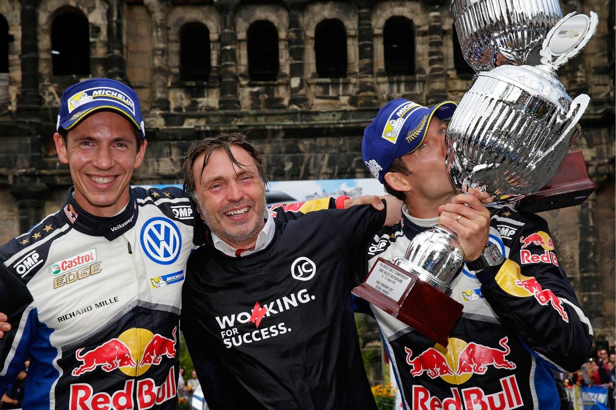 Rallye de Alemania: Ogier vuelve a ganar