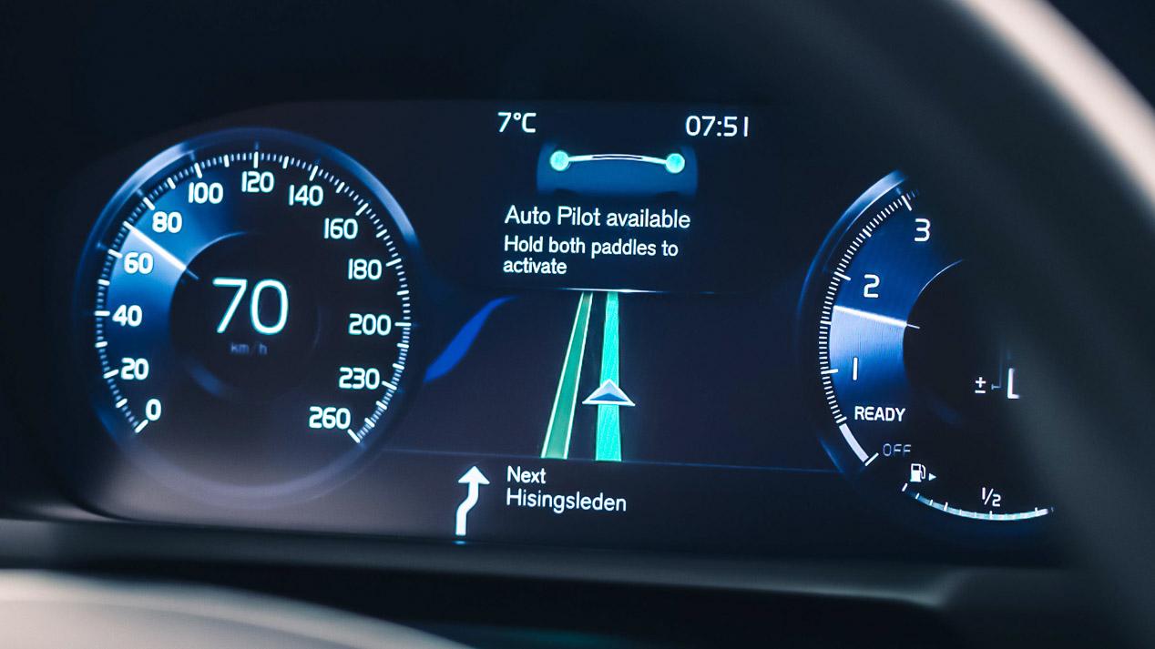 Volvo y Uber, juntas para producir coches que conducen solos