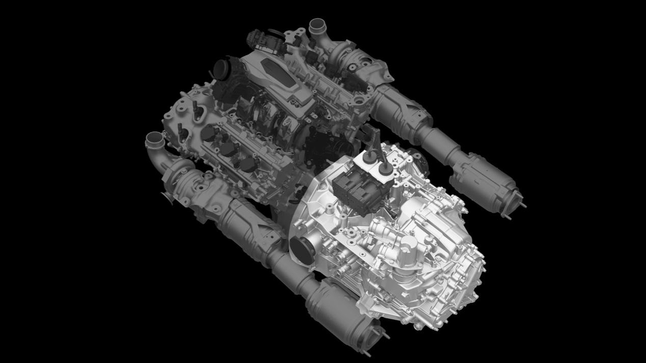 Honda: nuevo cambio automático de 11 marchas