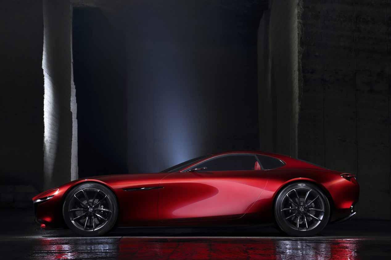 Mazda RX-9: la vuelta del deportivo rotativo, más cerca
