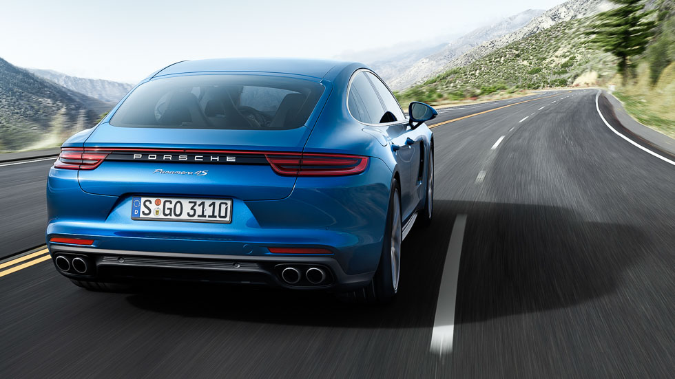 Porsche Panamera 2017: nos subimos a la nueva generación
