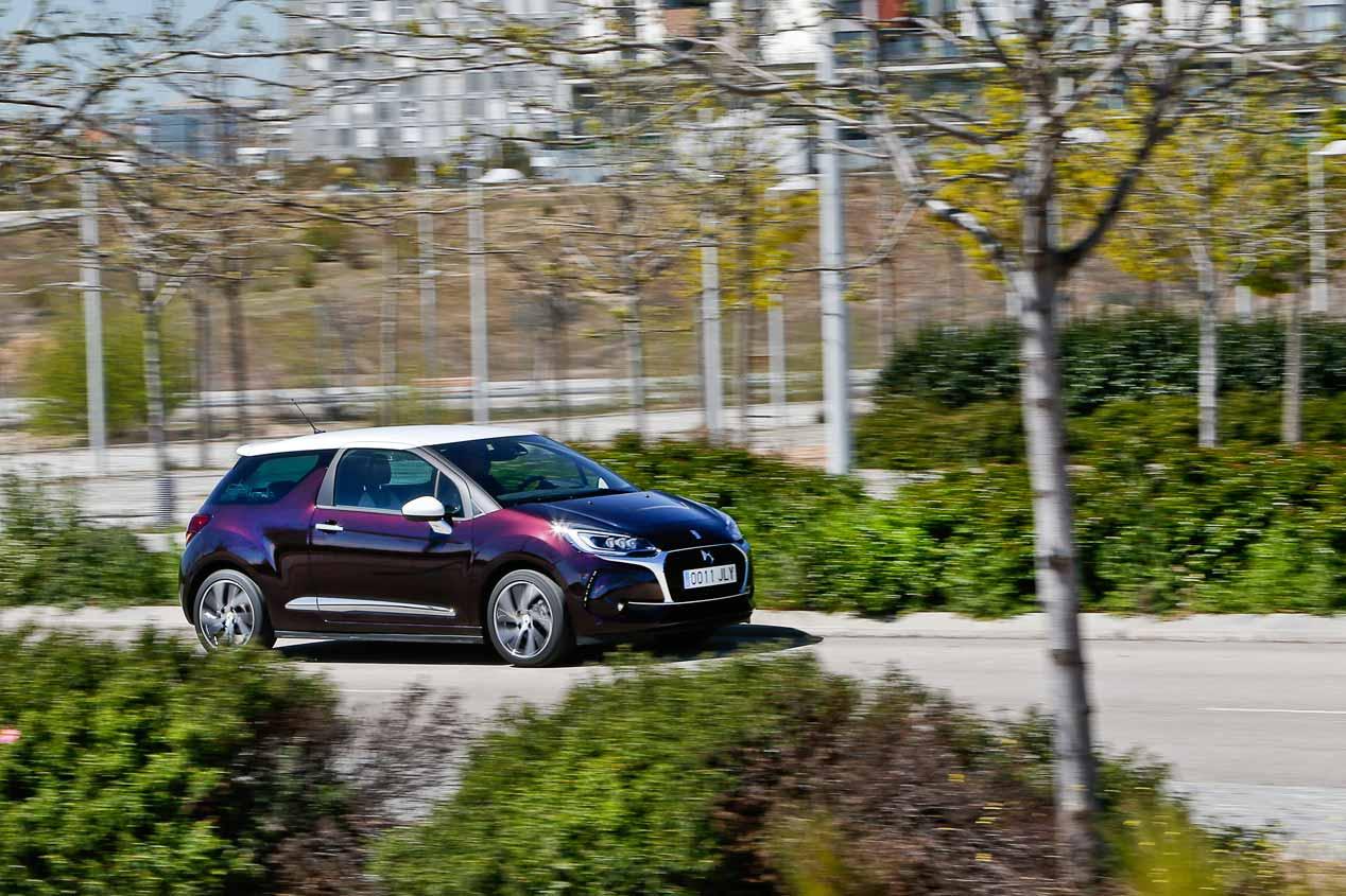 Volkswagen Beetle 2.0 TDI y DS 3 1.6 BlueHDI