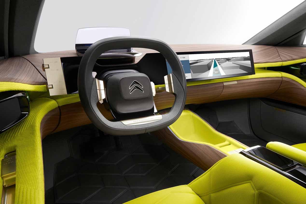 CXperience Concept, la sorpresa de Citroën en el Salón de París 2016