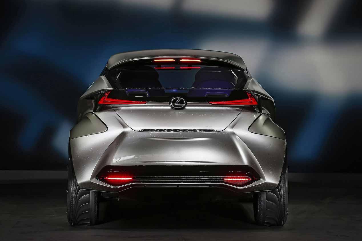 Lexus UX: la sorpresa de Lexus en el Salón de París 2016