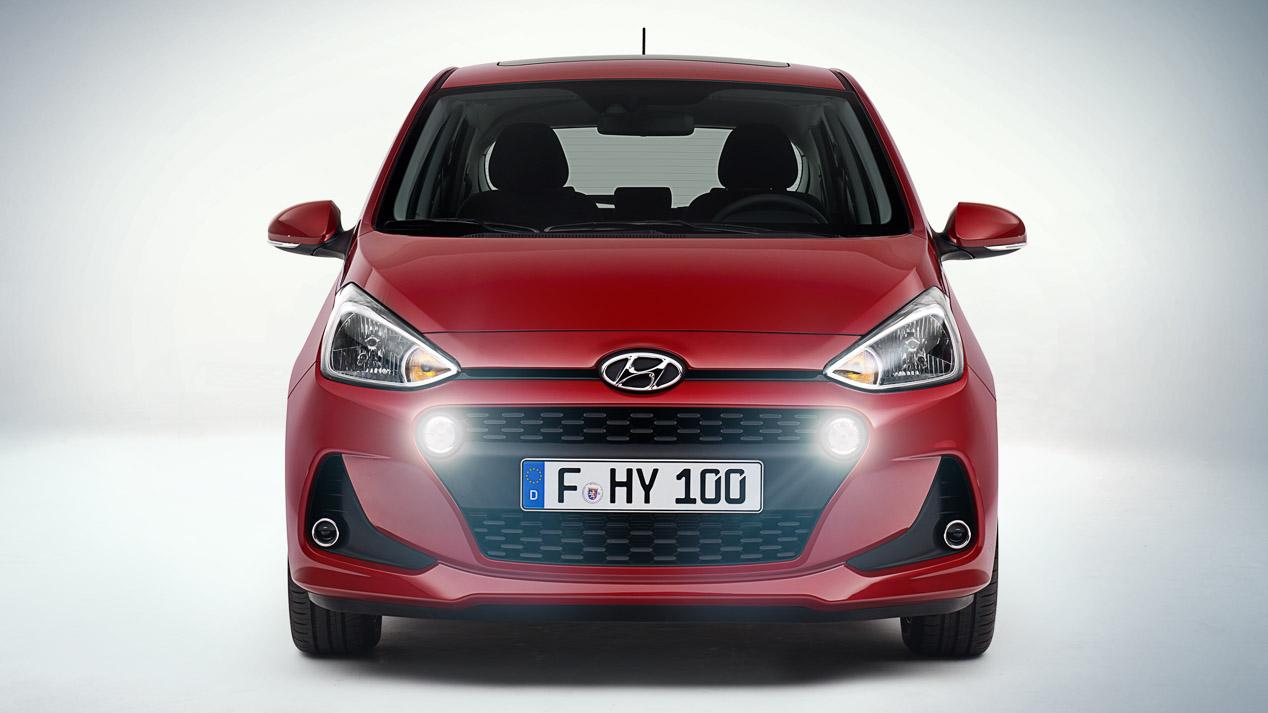 Nuevo Hyundai i10: de estreno en el Salón de París