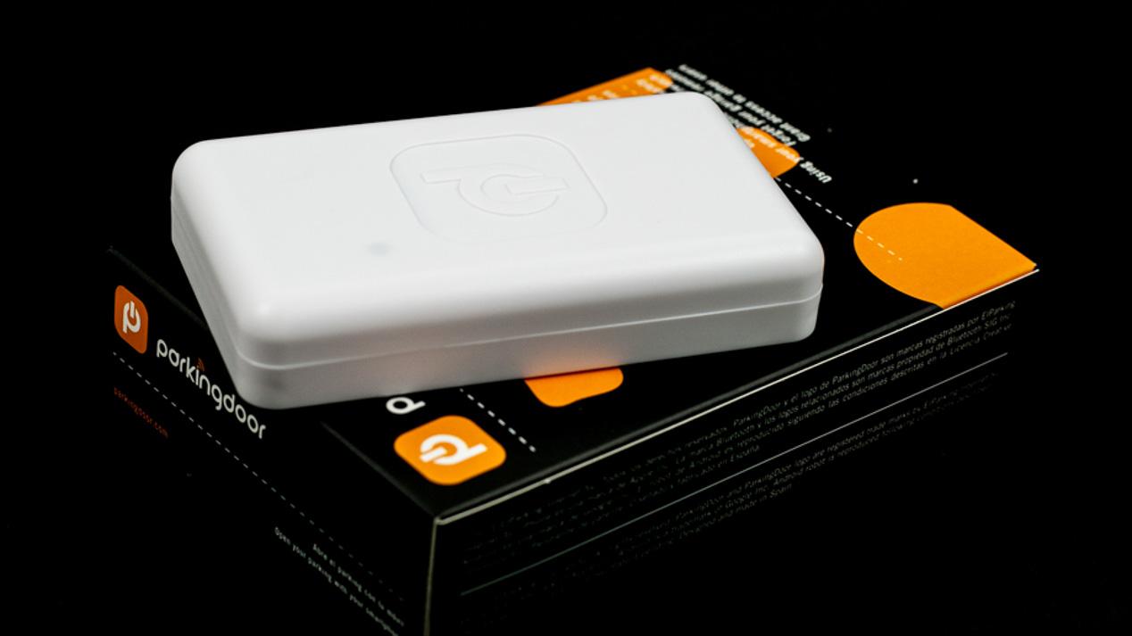 Parkingdoor: la tecnología inalámbrica que permite abrir el garaje desde el móvil