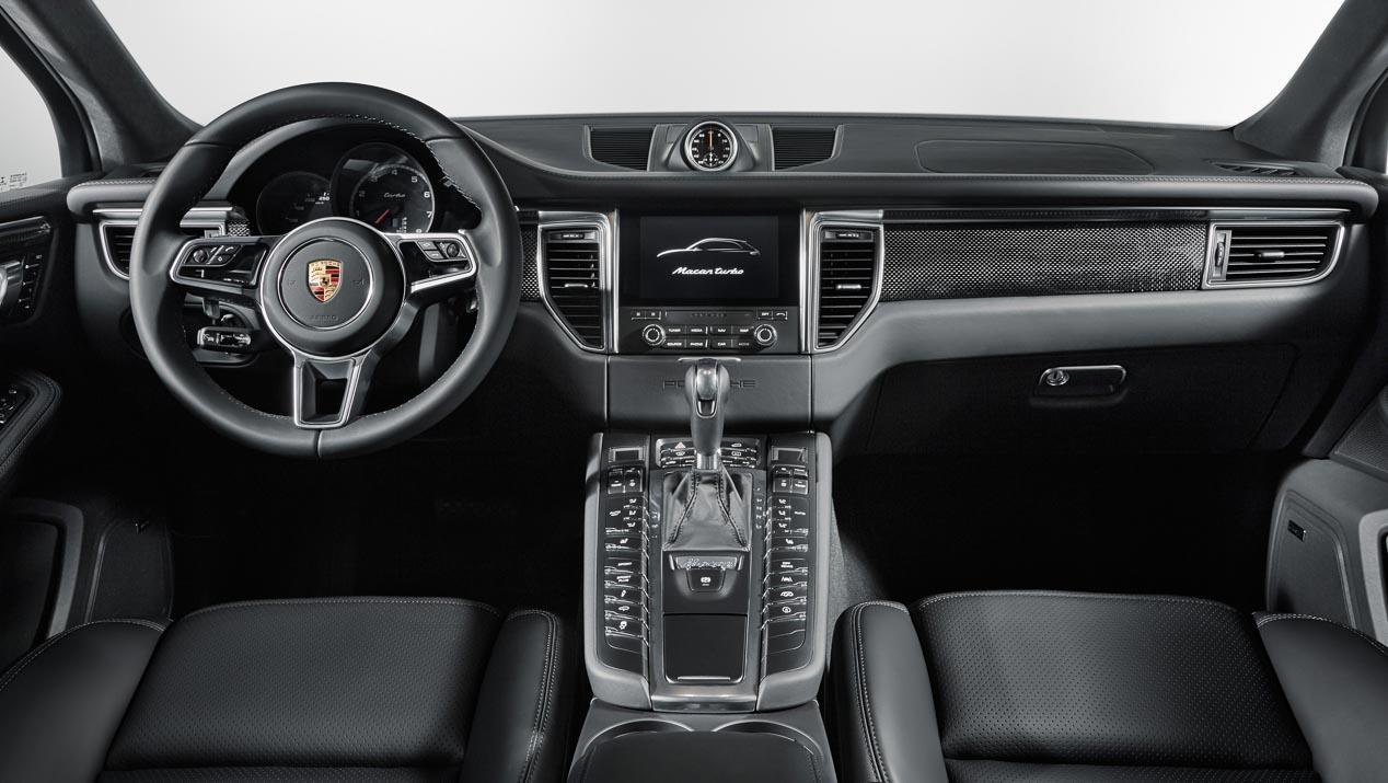 Porsche Macan Turbo: más prestaciones con Performance Package