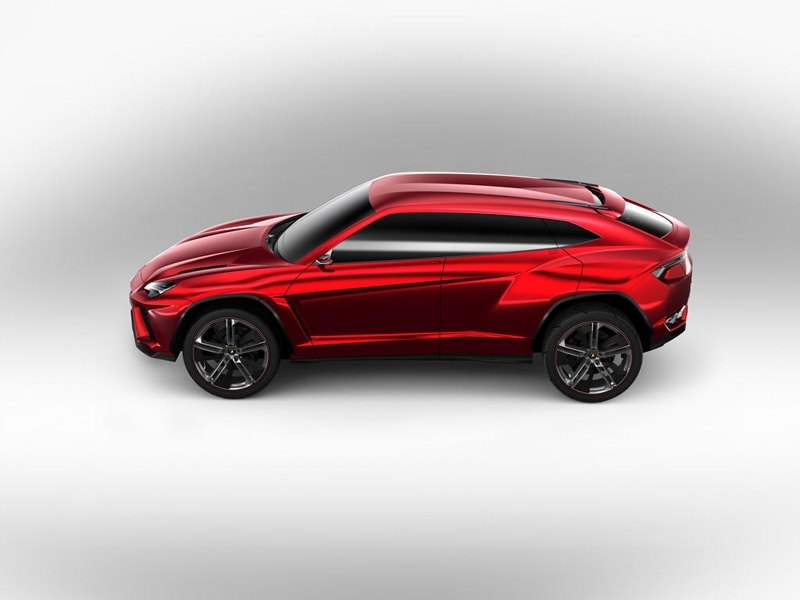 Lamborghini Uros, el toro en formato SUV, a la venta en 2018