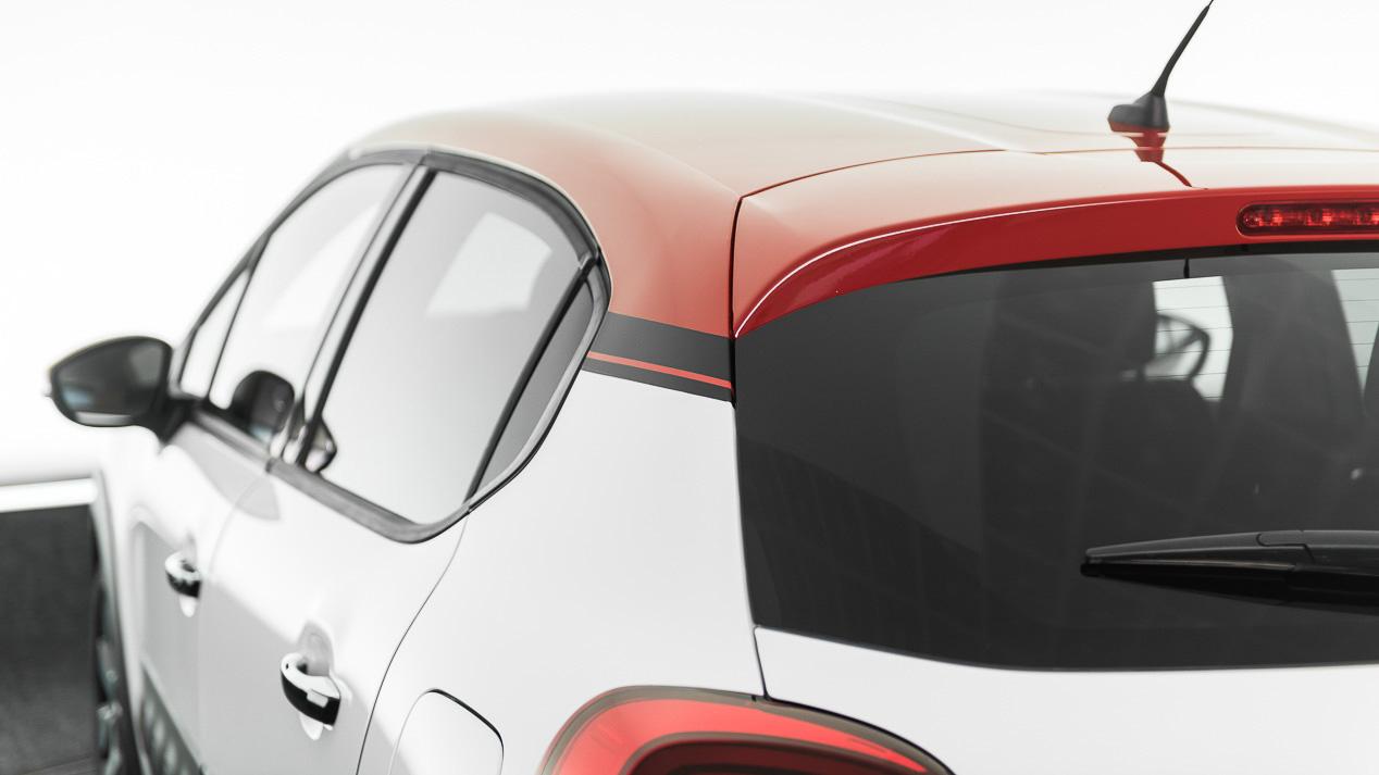Citroën C3 2017: en octubre llegará a nuestro país
