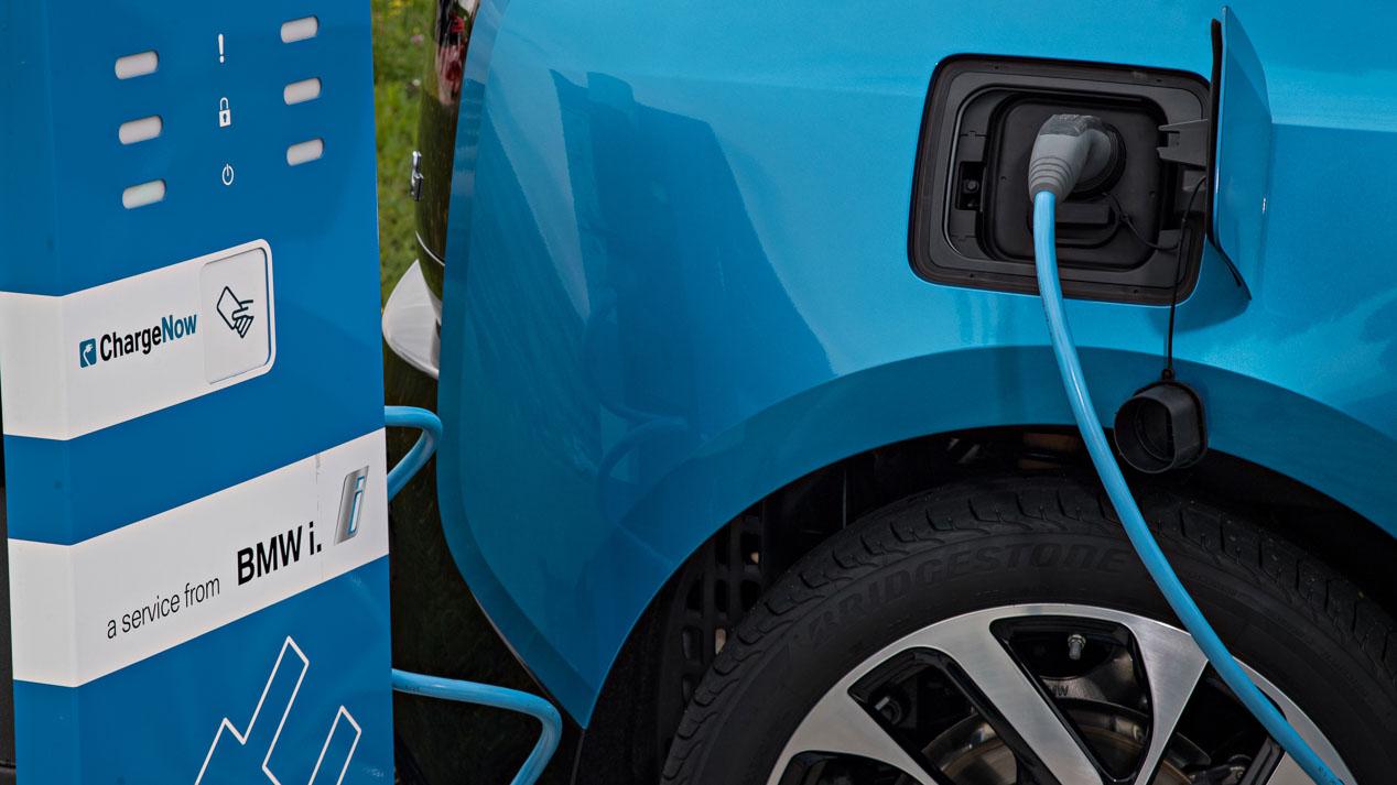 Los coches eléctricos más vendidos hasta agosto de 2016