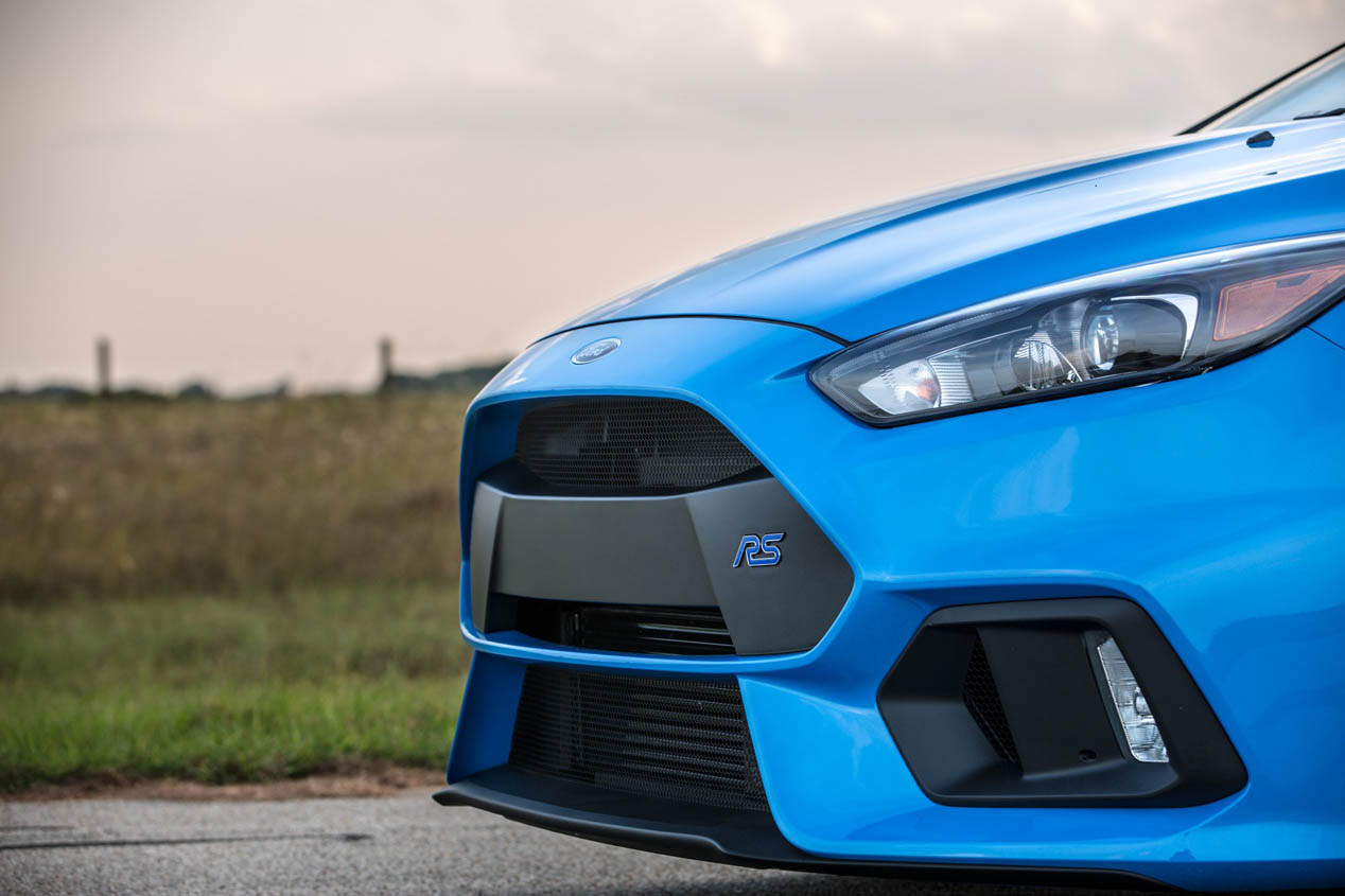 Ford Focus RS HPE400 Hennessey