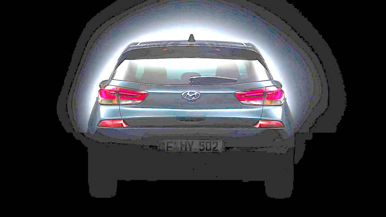 Hyundai i30 2017: primeras imágenes