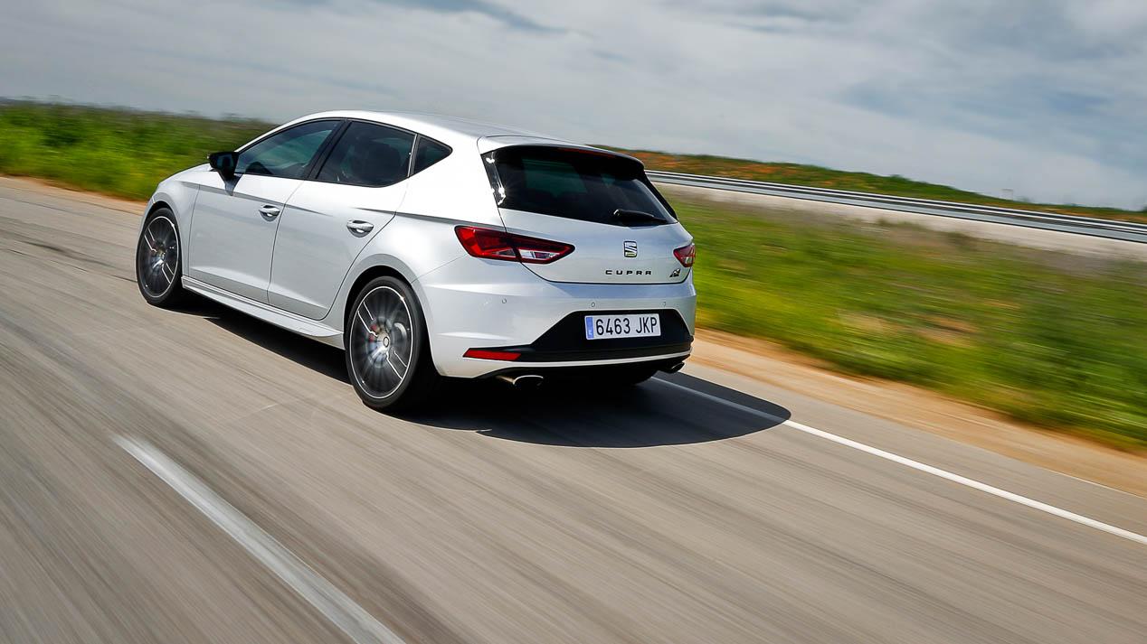 Probamos el nuevo Seat León Cupra 290 Performance Pack