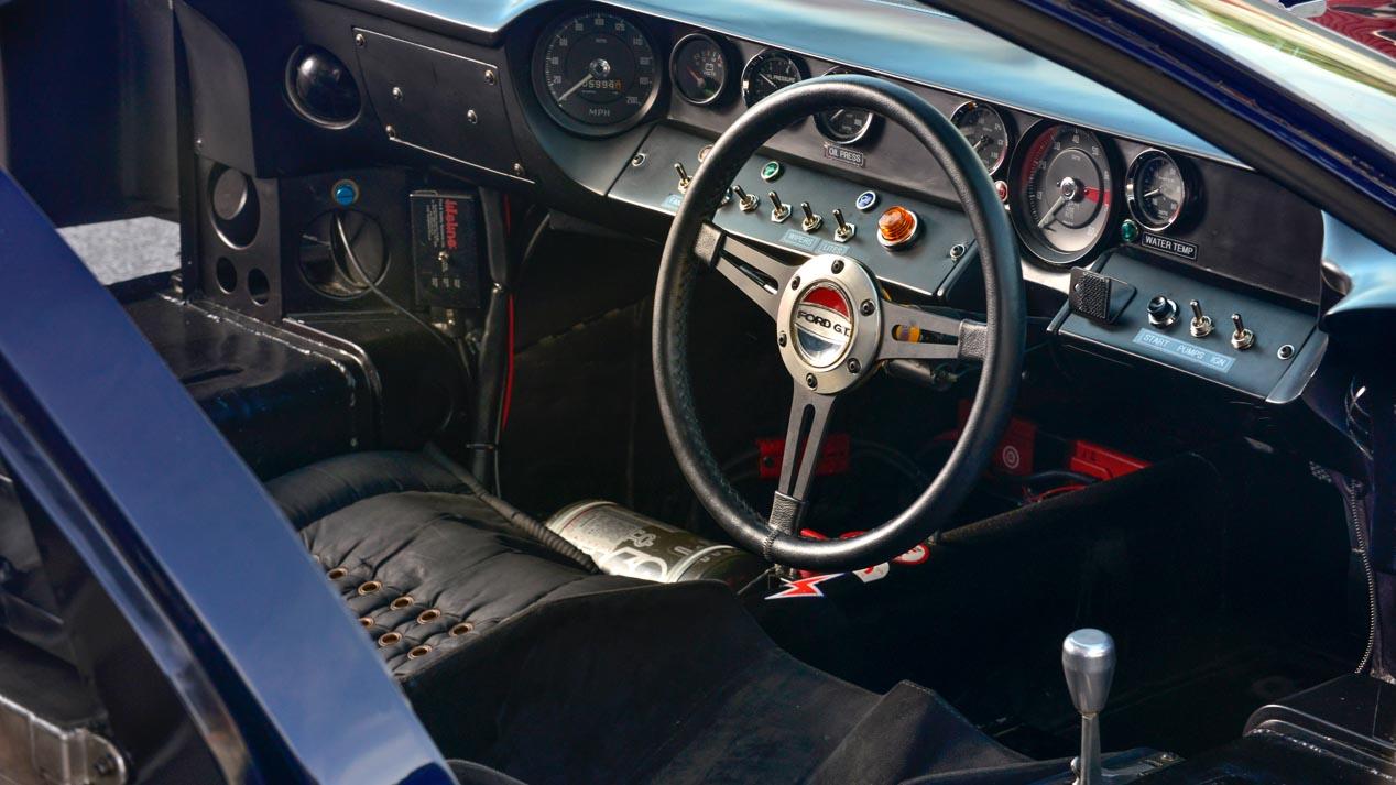 Ford GT40: la leyenda de un gran coche clásico