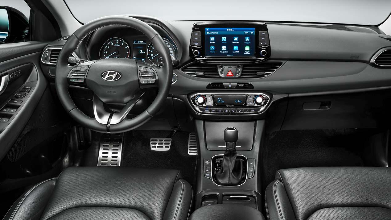 Nuevo Hyundai i30, primeras impresiones