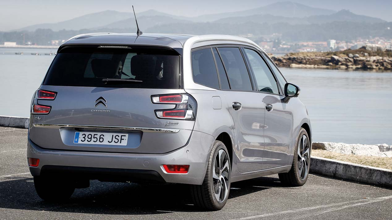 Citroën C4 Picasso y Grand C4 Picasso: Citroën actualiza su monovolumen