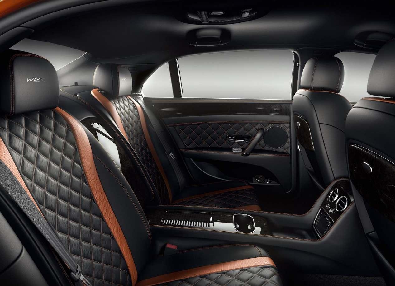 Así es el nuevo Bentley Flying Spur W12 S