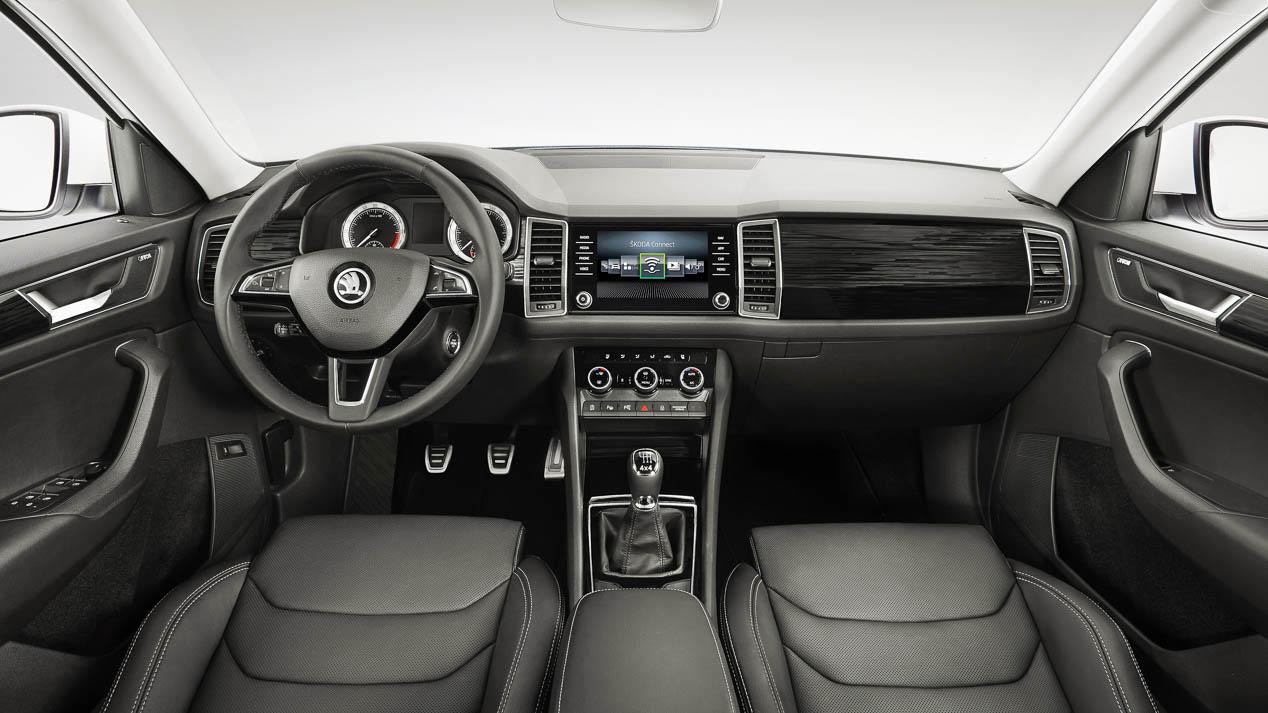 Analizamos el espacio del Skoda Kodiaq: un SUV muy práctico