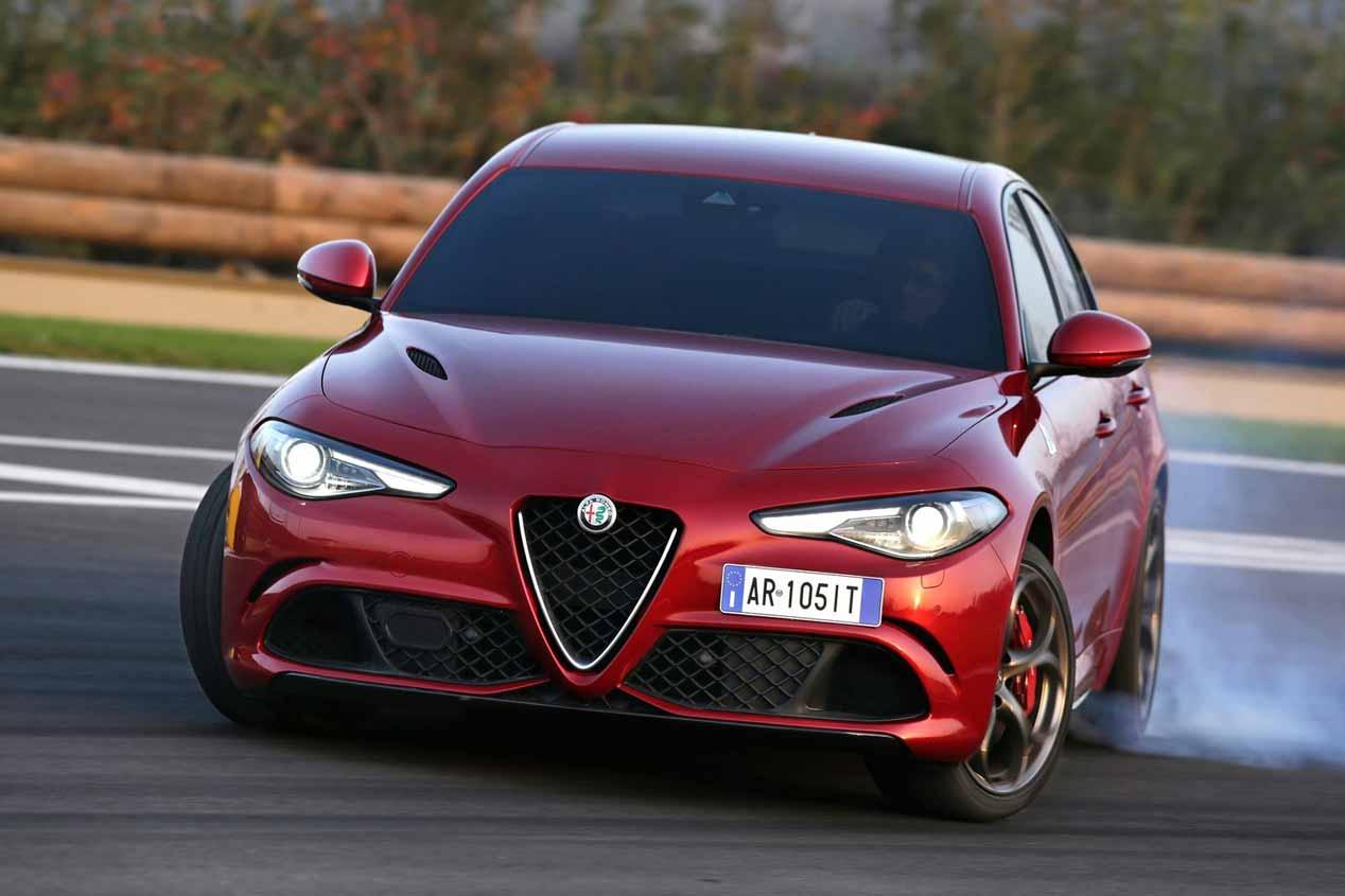 El Alfa Romeo Giulia Quadrifoglio bate el récord en Nürburgring