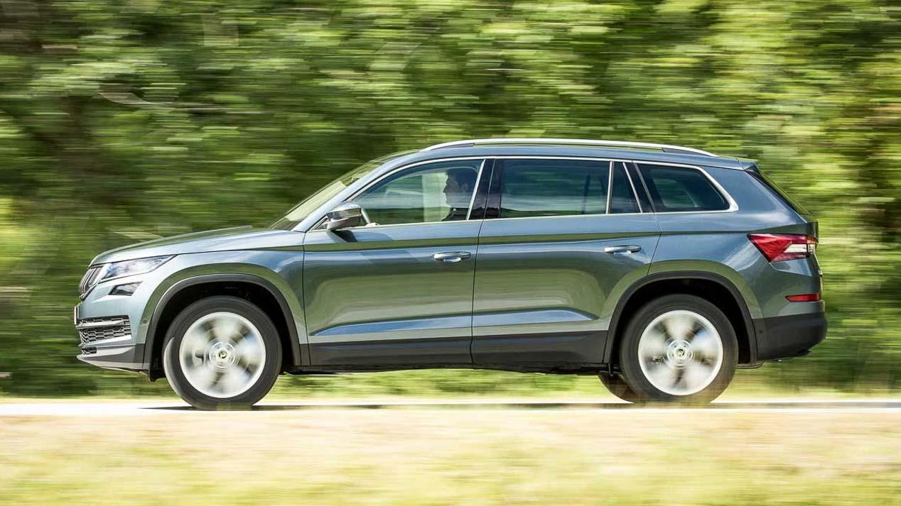 Las nuevas berlinas y SUV medios que llegan