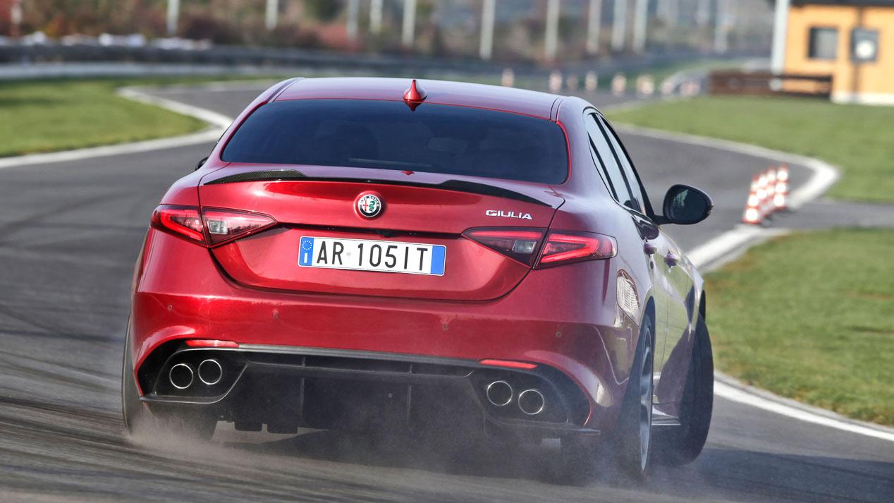 Nuevos cambios de 8 marchas en Alfa Romeo y Kia