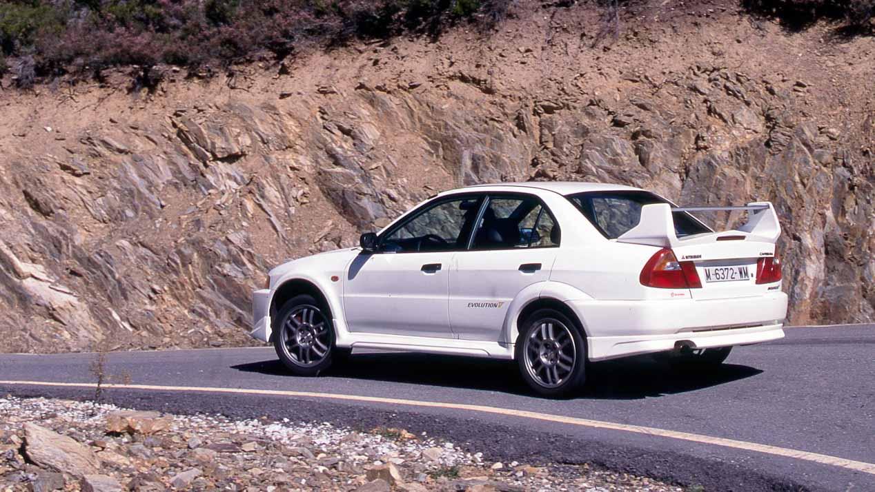 Guía de compra: Mitsubishi Evo V-X
