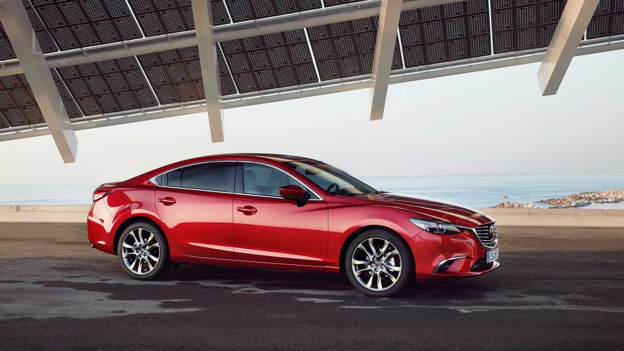 Nuevo Mazda 6 2017: más dinámico y seguro