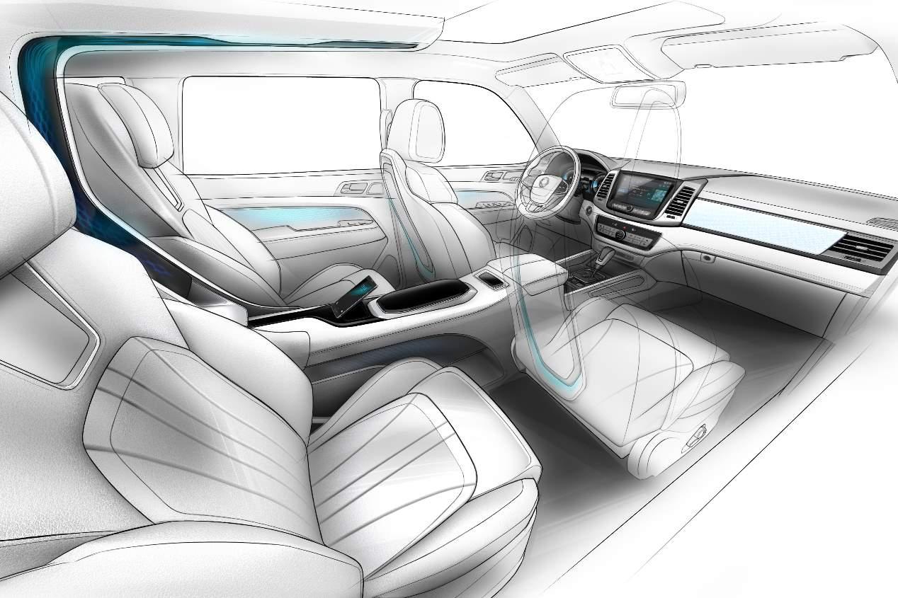 SsangYong LIV-2 Concept: estreno en el Salón de París