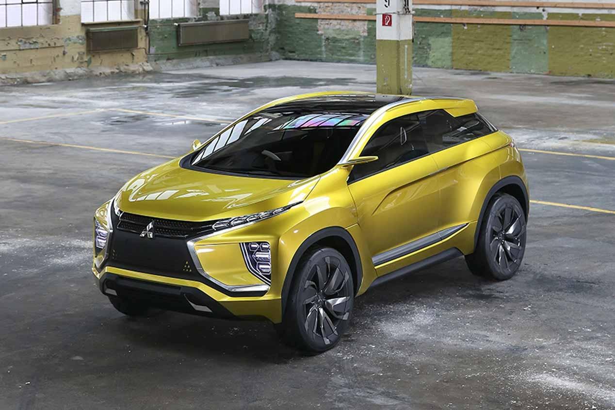 Las novedades de Mitsubishi en el Salón de París