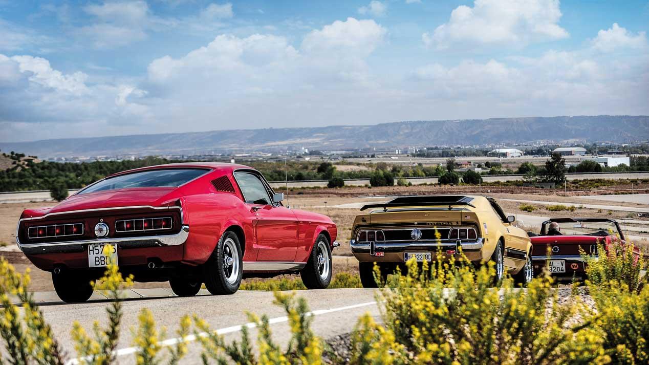 Ford Mustang, el clásico