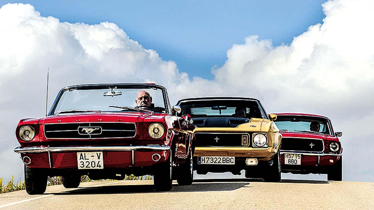 La historia de un deportivo de leyenda: Ford Mustang