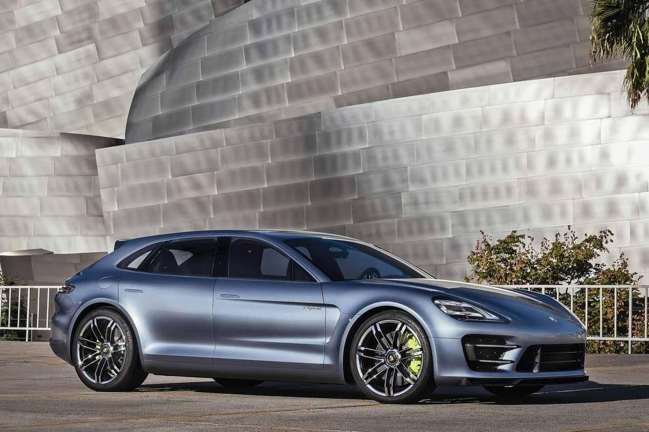 Porsche Panamera Sport Turismo, llegará en 2017