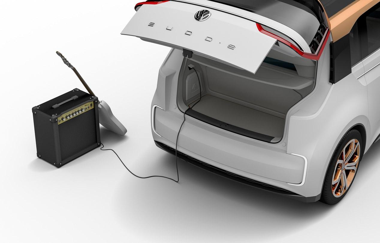 El compacto eléctrico de VW que se presentará en el Salón de París