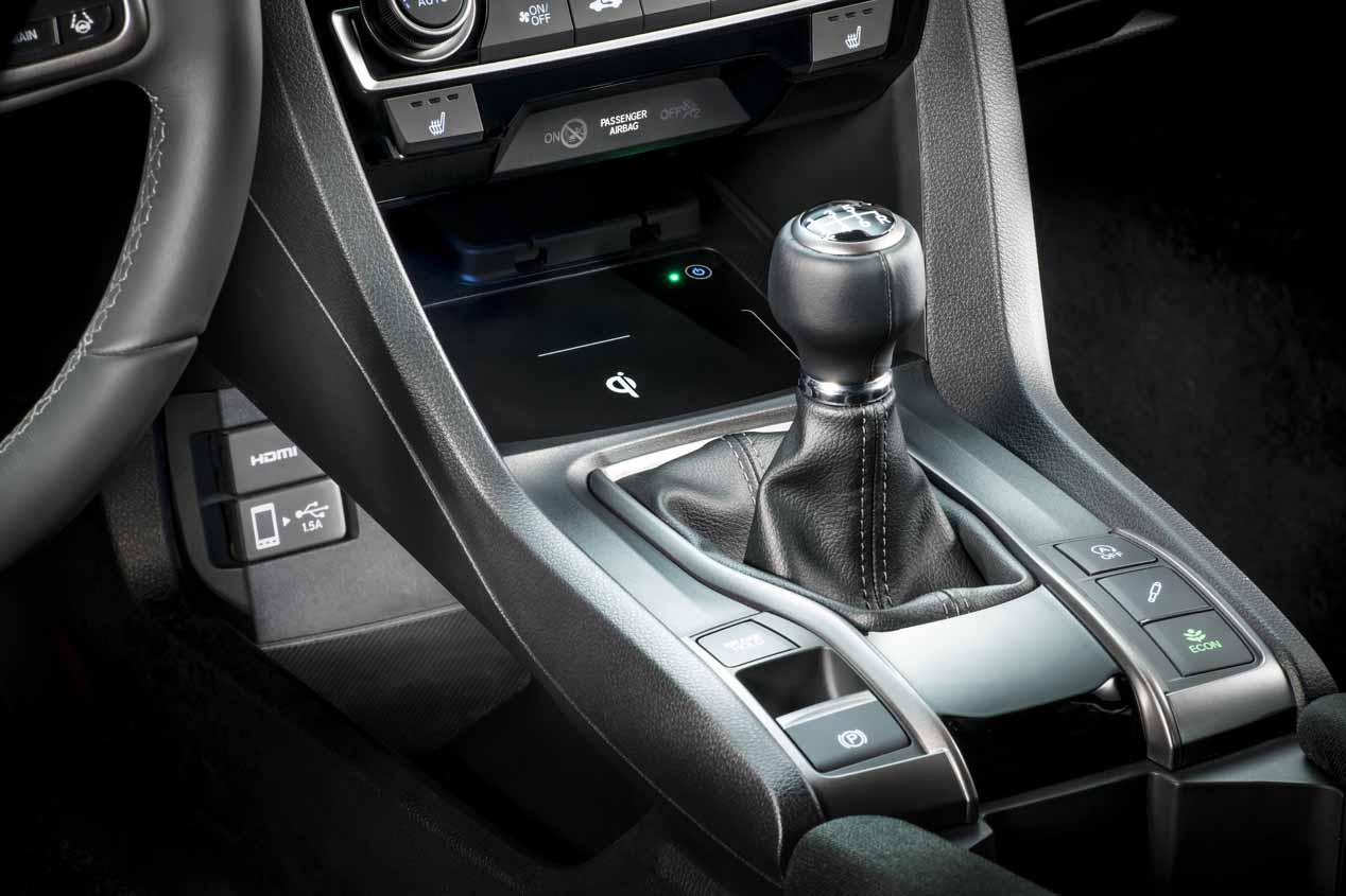 Honda Civic 2017: más largo, más ancho, más bajo