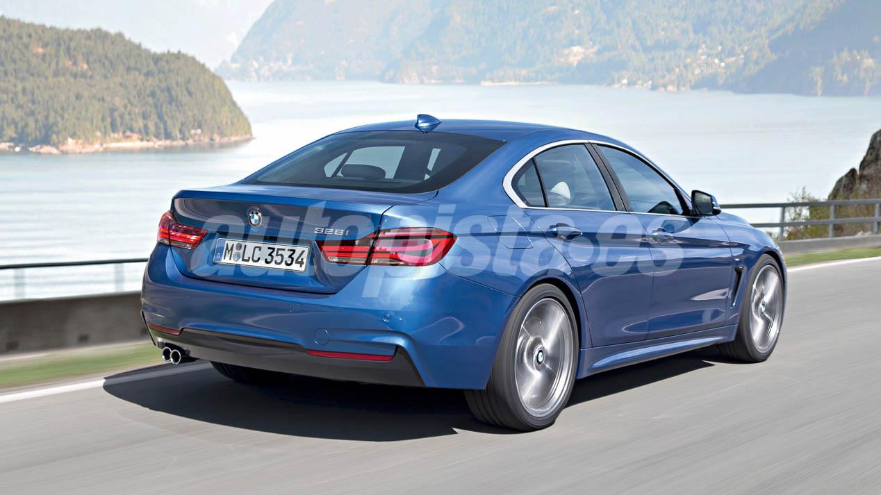 BMW Serie 3 2018: así será la nueva berlina