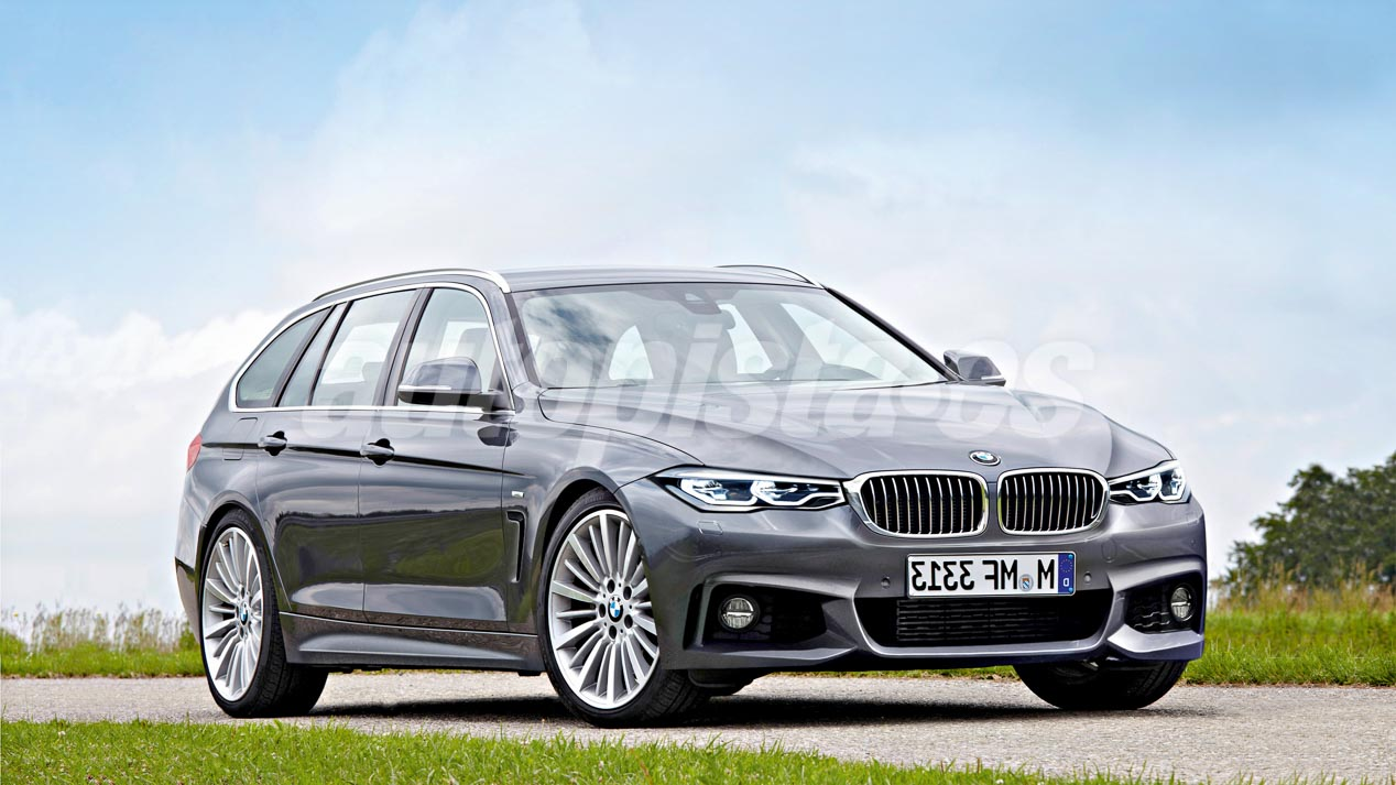 BMW Serie 3 Touring 2018